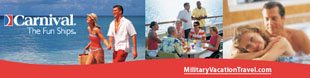 Carnival Cruise Military Discounts